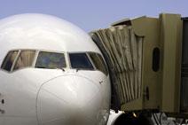 boeing 767 at honolulu airport hawaii